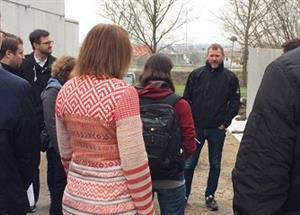 Swedish Green Building Council visits CiTYFiED in Lund