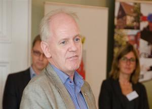 CITyFiED project consortium hosted by MATS HELMFRID, Mayor and Chairman of the City Executive Board, City of Lund