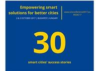 30 Success stories: CITyFiED innovative business model to be presented at the SCIS Conference