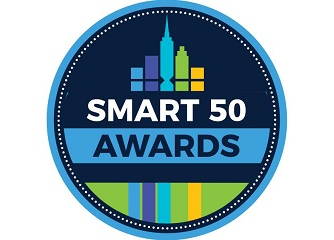 International praise for CITyFiED innovation and impact continues with US 'Smart 50' Award