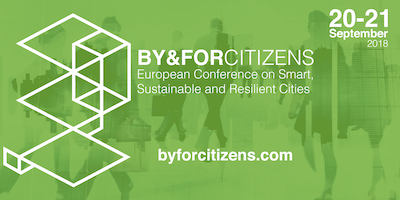 BY&FORCITIZENS Conference, 20-21 September 2018, Valladolid