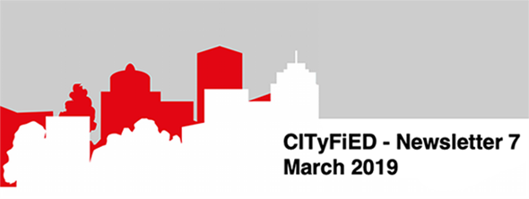 CITyFiED Newsletter March 2019