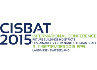 CITyFiED a key contributor to International scientific conference CISBAT