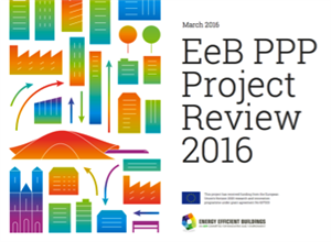 CITyFiED - profiled in 5th EeB project review